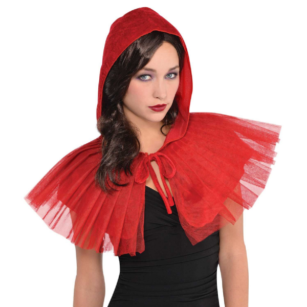 Red Riding Hood Capelet (Coming Soon)